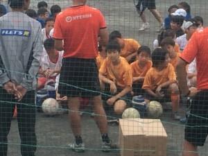 アルディージャ サッカー教室 (1)