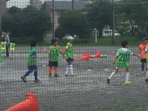 アルディージャ サッカー教室 (2)