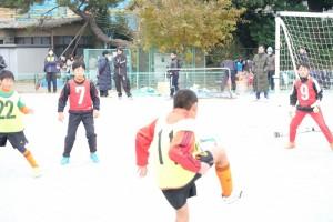サッカー風景①