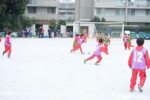 サッカー風景③