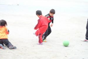 サッカー風景②