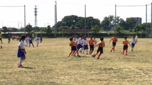 第二試合 1