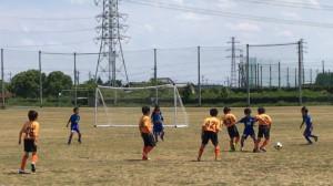 第一試合 1